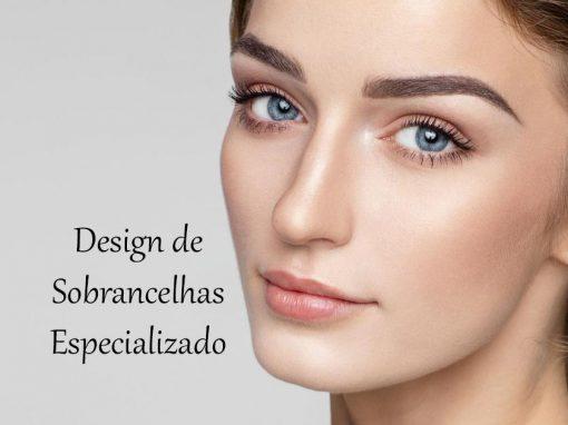 Design de Sobrancelha Especializado